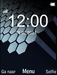 Nokia 216 - Buitenland - Bellen, sms en internet - Stap 1