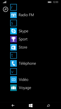 Microsoft Lumia 640 XL - Messagerie vocale - Configuration manuelle - Étape 3