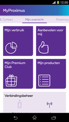 Sony Xperia Z1 Compact D5503 - Applicaties - MyProximus - Stap 17