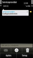 Nokia E7-00 - Internet - automatisch instellen - Stap 5