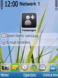 Nokia C5-00 - Bellen - in het buitenland - Stap 12