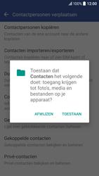 HTC 10 - Contacten en data - Contacten kopiëren van toestel naar SIM - Stap 7