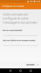 Crosscall Core X3 - E-mails - Ajouter ou modifier votre compte Yahoo - Étape 13