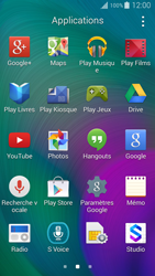 Samsung Galaxy A5 (A500FU) - Photos, vidéos, musique - Ecouter de la musique - Étape 3