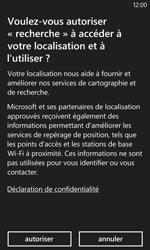 Nokia Lumia 520 - Applications - Créer un compte - Étape 6