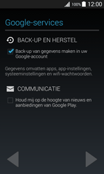 Samsung Galaxy Xcover 3 (SM-G388F) - Applicaties - Account aanmaken - Stap 13