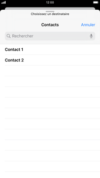 Apple iPhone 7 Plus - iOS 13 - E-mail - envoyer un e-mail - Étape 4