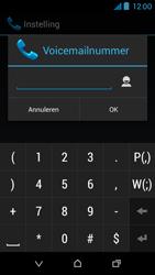 HTC Desire 310 - Voicemail - Handmatig instellen - Stap 13