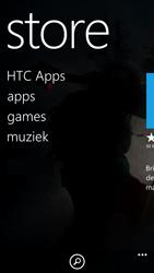 HTC Windows Phone 8X - Applicaties - Applicaties downloaden - Stap 4