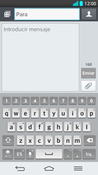 LG G2 - Mensajería - Escribir y enviar un mensaje multimedia - Paso 5