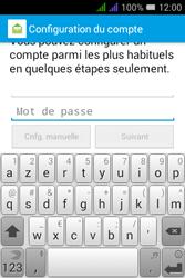 Alcatel Pixi 3 Dual Sim - E-mails - Ajouter ou modifier un compte e-mail - Étape 7