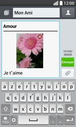 LG F70 - Contact, Appels, SMS/MMS - Envoyer un MMS - Étape 19