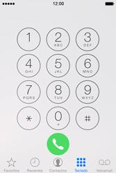 Apple iPhone 4S iOS 8 - SMS - Como configurar o centro de mensagens -  3