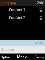 Nokia 3310 3G (TA-1022) - Contacten en data - Contacten overzetten via Bluetooth - Stap 6