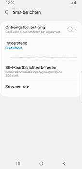 Samsung galaxy-s9-sm-g960f-android-pie - SMS - Handmatig instellen - Stap 8