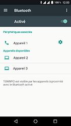 Wiko Tommy 2 - Internet et connexion - Connexion avec un équipement multimédia via Bluetooth - Étape 9