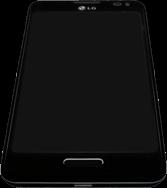 LG Optimus F6 - Premiers pas - Découvrir les touches principales - Étape 8