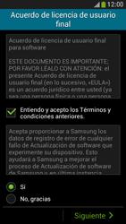 Samsung Galaxy S4 Mini - Primeros pasos - Activar el equipo - Paso 10