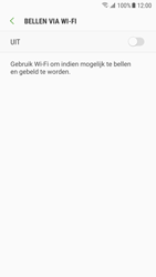 Samsung Galaxy S7 - Android Oreo - Bellen - bellen via wifi (VoWifi) - Stap 7