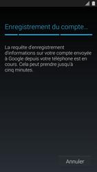 Samsung Galaxy S5 - Premiers pas - Créer un compte - Étape 24
