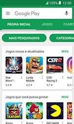 Samsung Galaxy J1 - Aplicativos - Como baixar aplicativos - Etapa 4