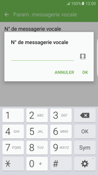 Samsung Galaxy S6 Edge (G925F) - Android M - Messagerie vocale - configuration manuelle - Étape 9