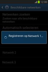 Samsung S6790 Galaxy Fame Lite - Netwerk - Handmatig netwerk selecteren - Stap 12