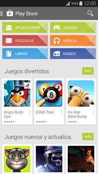 Samsung N910F Galaxy Note 4 - Aplicaciones - Tienda de aplicaciones - Paso 21
