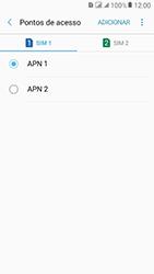 Samsung Galaxy J2 Prime - Internet (APN) - Como configurar a internet do seu aparelho (APN Nextel) - Etapa 18