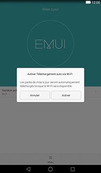 Huawei MediaPad T1 (7.0) - Réseau - Installation de mises à jour - Étape 5
