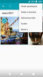Sony Xperia XZ1 - Bluetooth - Transferir archivos a través de Bluetooth - Paso 10