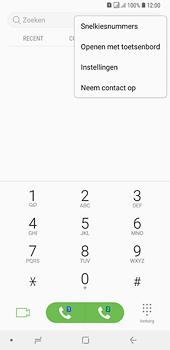 Samsung galaxy-a6-plus-sm-a605fn-ds - Voicemail - Handmatig instellen - Stap 5