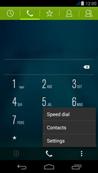 Acer Liquid Jade Z - Voicemail - Manual configuration - Step 5