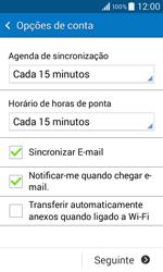 Samsung Galaxy Core II - Email - Adicionar conta de email -  7