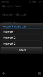 Nokia 700 - Network - Usage across the border - Step 9