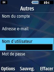 Samsung Solid 271 - E-mails - Ajouter ou modifier un compte e-mail - Étape 7
