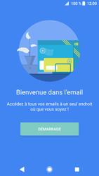 Sony Xperia XZ1 - E-mails - Ajouter ou modifier votre compte Outlook - Étape 4
