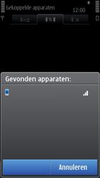Nokia C7-00 - Bluetooth - koppelen met ander apparaat - Stap 12