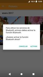 Sony Xperia XZ1 - Bluetooth - Transferir archivos a través de Bluetooth - Paso 13