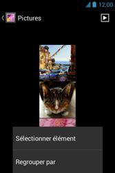 Bouygues Telecom Bs 351 - Photos, vidéos, musique - Envoyer une photo via Bluetooth - Étape 6