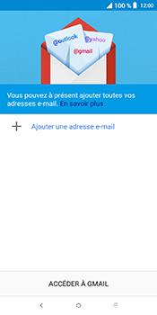 Alcatel 3L - E-mails - Ajouter ou modifier un compte e-mail - Étape 5