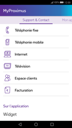 Huawei P10 - Applications - MyProximus - Étape 18