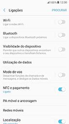 Samsung Galaxy A5 (2017) - Internet no telemóvel - Como ativar os dados móveis -  5