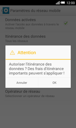 Alcatel Pop S3 (OT-5050X) - Internet - Utilisation à l