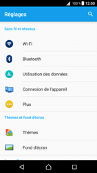 Sony Xperia Z5 Compact - Android Nougat - Wifi - configuration manuelle - Étape 3