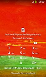 Samsung Galaxy Grand Neo - Funções básicas - Como reiniciar o aparelho - Etapa 4