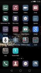 Huawei P8 - E-mail - Envoi d