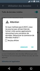 Sony Xperia X Performance (F8131) - Internet - Désactiver les données mobiles - Étape 6