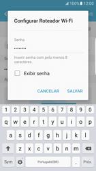 Samsung Galaxy S7 Edge - Wi-Fi - Como usar seu aparelho como um roteador de rede wi-fi - Etapa 10