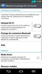 LG G2 - Aller plus loin - Désactiver les données à l'étranger - Étape 5